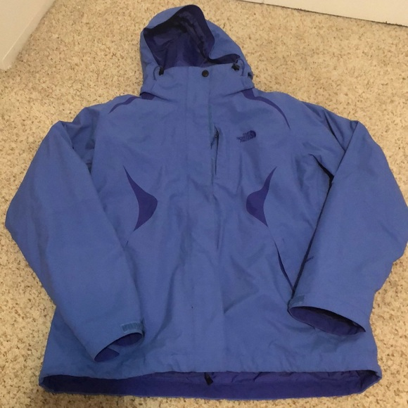 d528f2579 North face women's Osito Triclimate jacket